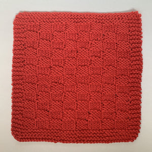 Dishcloth sets - Warm colors