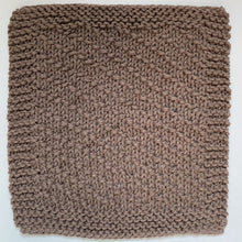 Load image into Gallery viewer, Dishcloth set - Shades of Brown