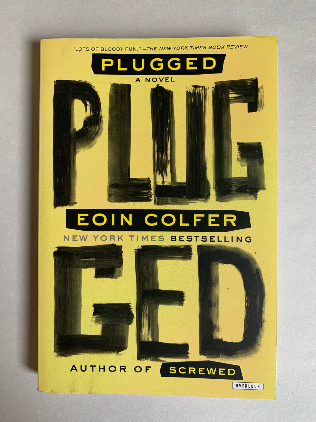 Book - Unplugged