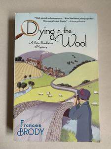 Book - Dying in the Wool