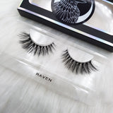 "Premium invisible Lashes: ""Raven"" faux cils 3D invisibles"