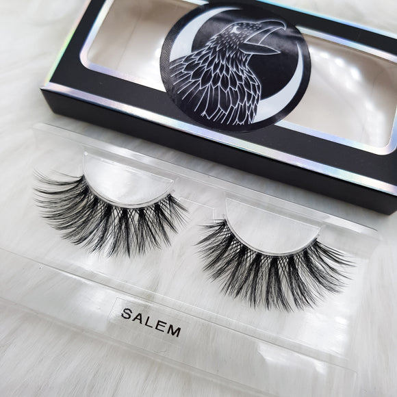 Premium invisible Lashes: