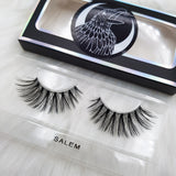 "Premium invisible Lashes: ""Salem"" 3D faux mink lashes"