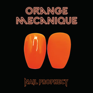 Neon Collection: Orange mécanique