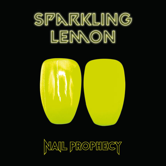 Neon Collection: Sparkling lemon
