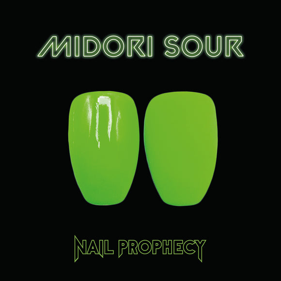 Neon Collection: Midori sour