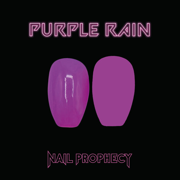 Neon Collection: Purple rain