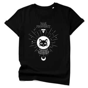 T-shirt Prophecy cat