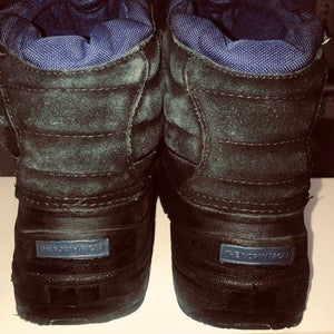 The North face snow boots size 6 boys