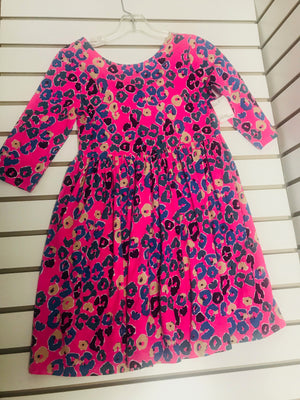 New Lilly Pulitzer Mini Evelyn  Dress Girls Size 8-10