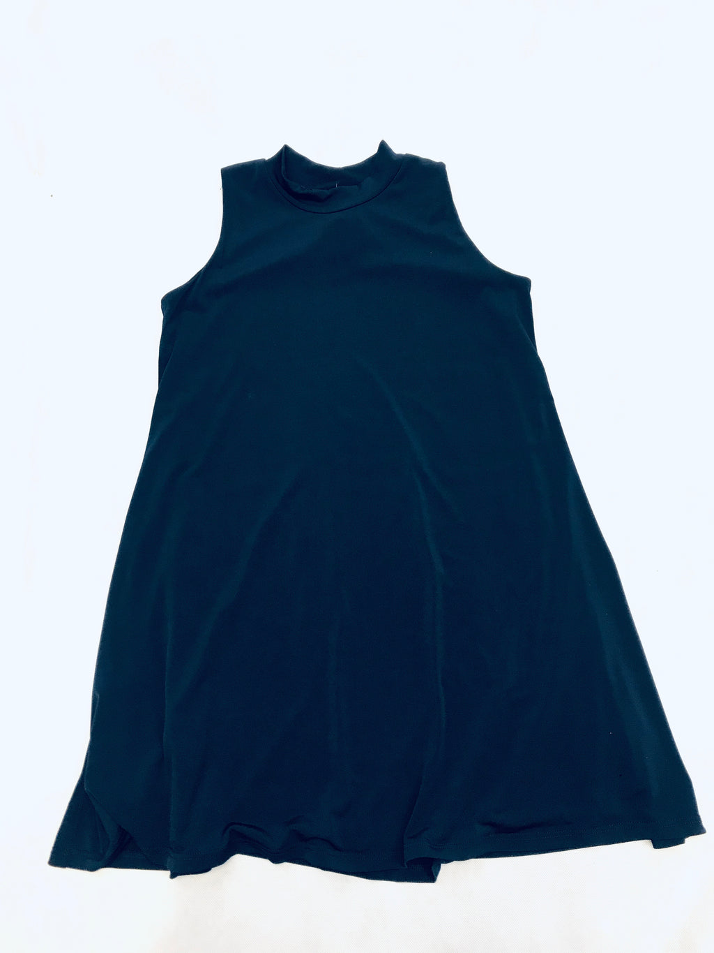 Un Deux Trois Girl's Dress | High Neck- Halter Dress |Navy  SIze 10 | Designer