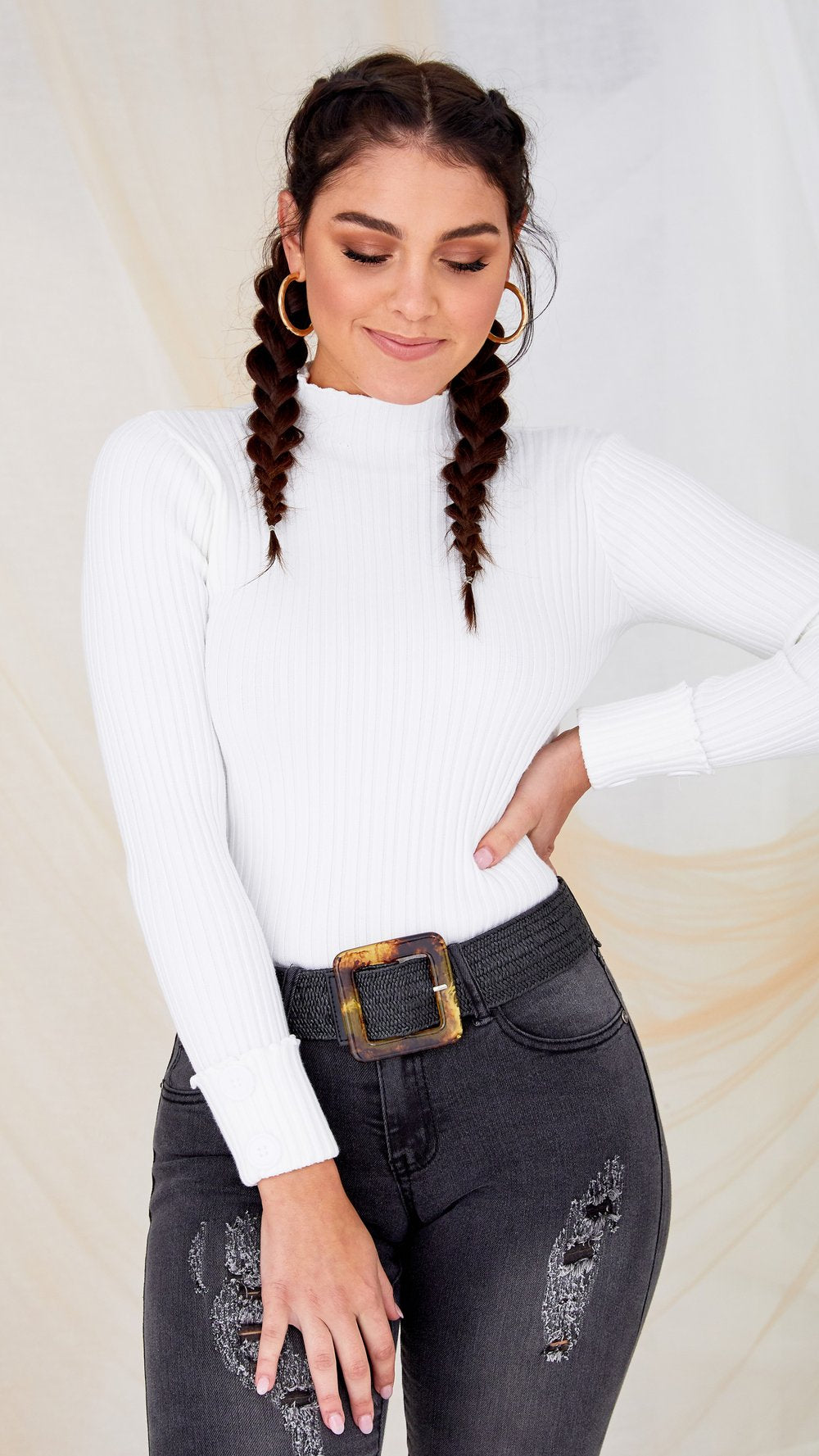 Carmen Belt - Black