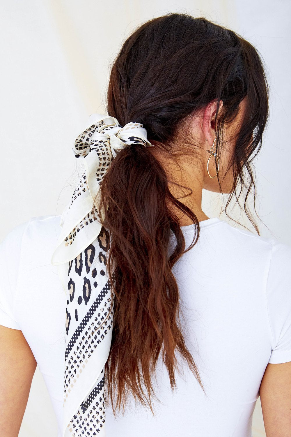 Angelica Scarf - Off White