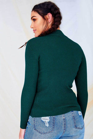 Asia Knit - Emerald