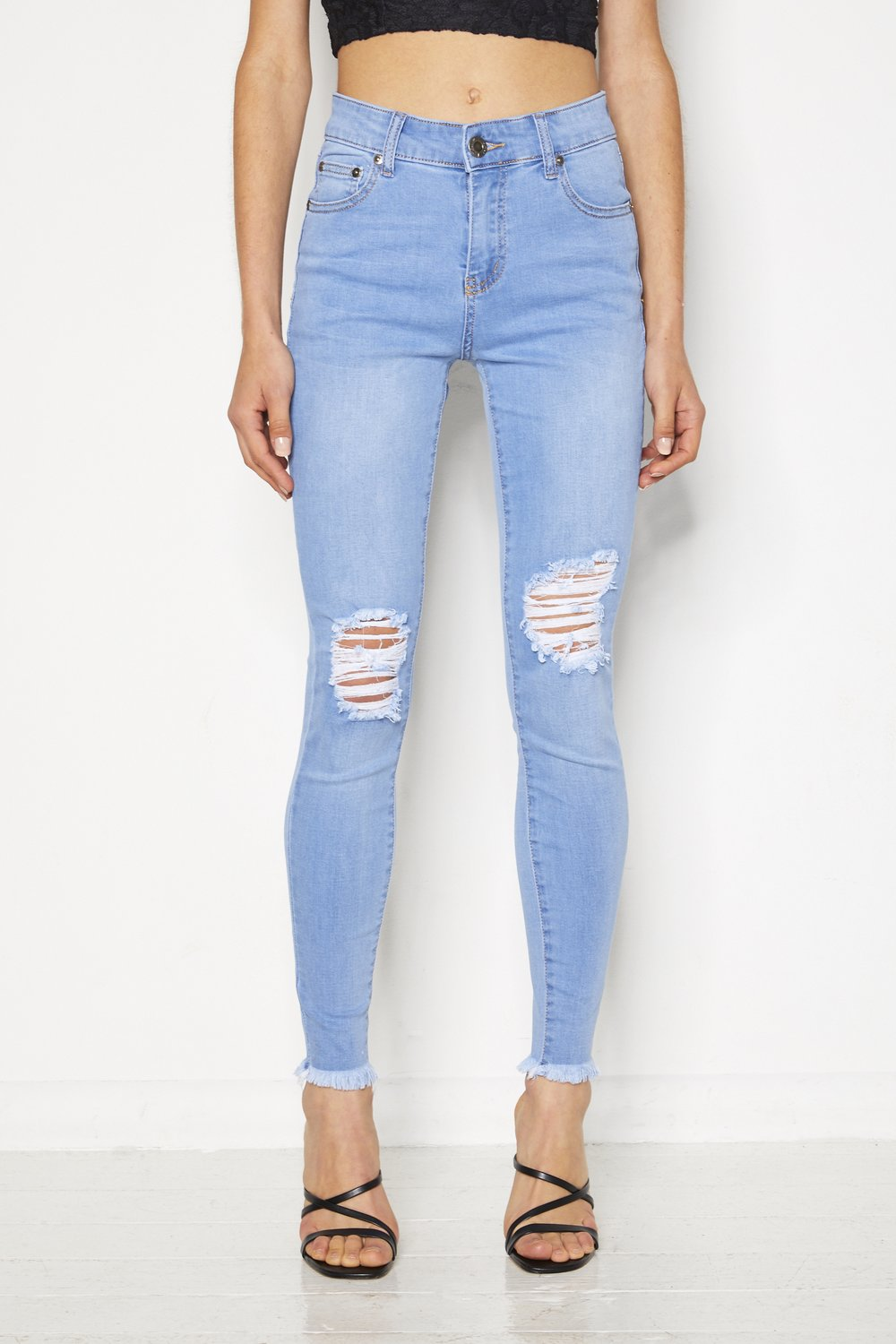Elsa Jeans - Light Wash