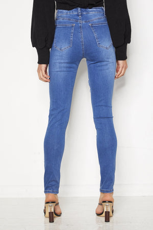Alma Jeans - Dark Blue
