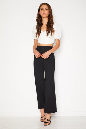 Lanciano Pants - Black