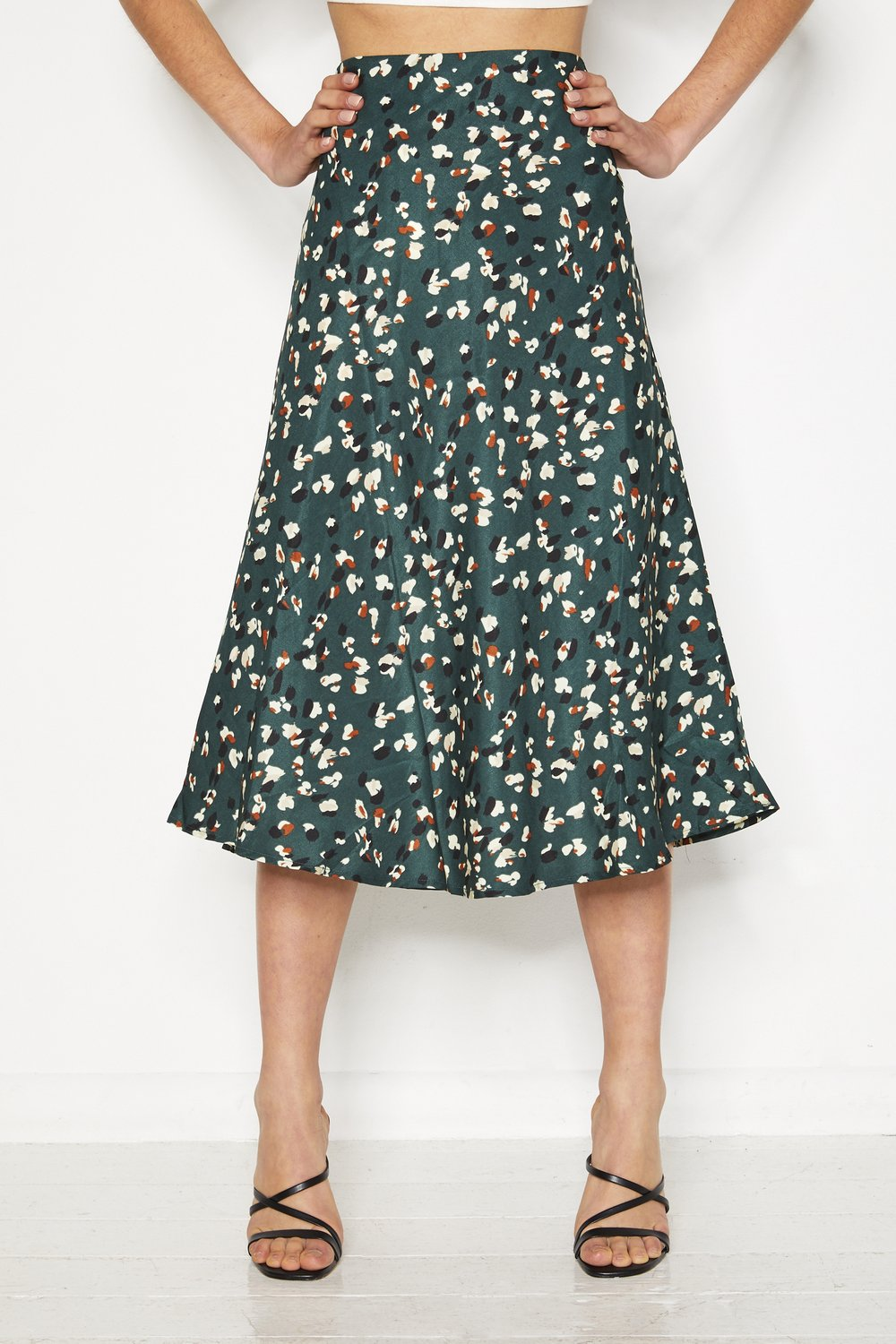 Aurora Skirt - Green