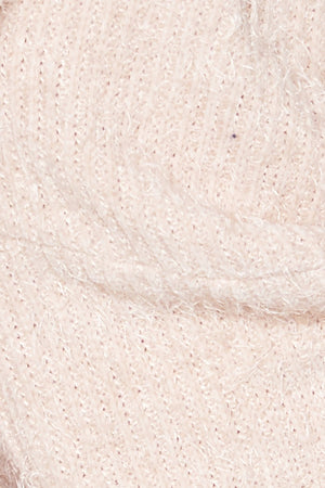 Garance Knit Top - Blush