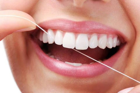 Healthy Clean White Smile Floss