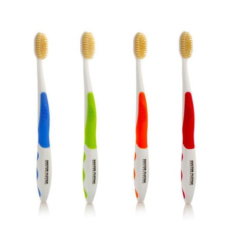 Manual Tooth Brush Family Pack (4 count)