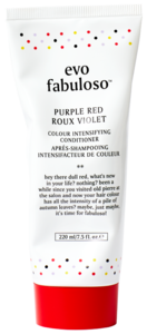 Evo | Fabuloso | Colour Intensifying Conditioner | Purple Red