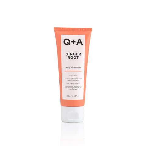 Q&A Ginger Root Daily Moisturizer