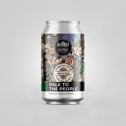 Pale To The People | 4.5% | 330ml