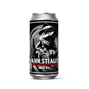 Dawn Stealer: From The Valley Of The Moon! Noire IPA (2020) | 6% | 440ml