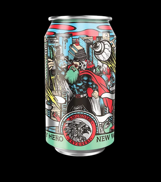 Everyday Hero | 4.7% | 330ml