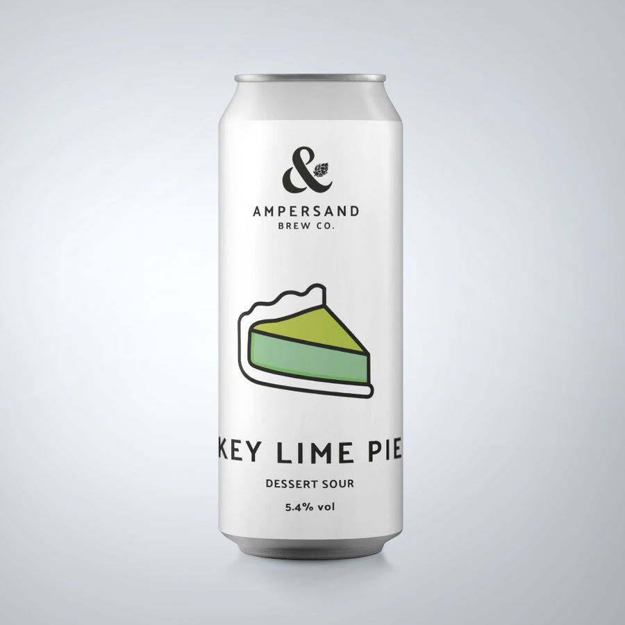 Key Lime Pie | 5.4% | 440ml