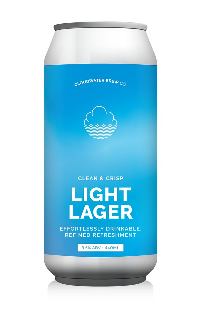Light Lager | 3.5% | 440ml