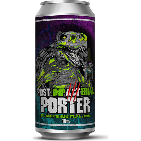 Post Imperial Porter | 10% | 440ml