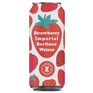 Strawberry Berliner Weisse | 6% | 440ml