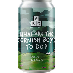 What Are the Cornish Boys To Do? | 6.2% | 330ml