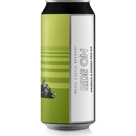 Ride On | 4.5% | 440ml