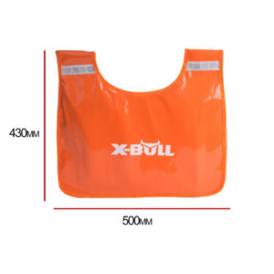 X-BULL Safety Blanket Winch Damper Cable Cushion 4WD Recovery Orange