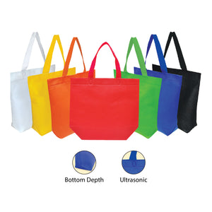 Non-Woven Bag White - DSA 2020 Official Merchandise
