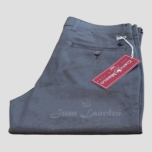 PANTALÓN CHINO ALGODÓN-LICRA REGULAR FIT CUSTI MIKELO