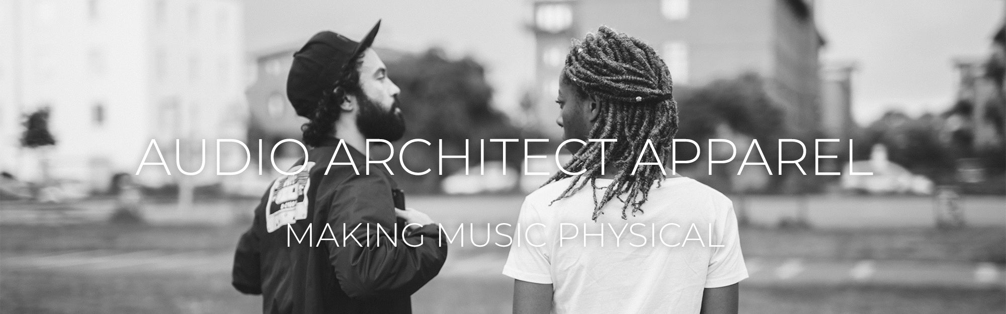 Audio Architect Apparel Music in Every Thread