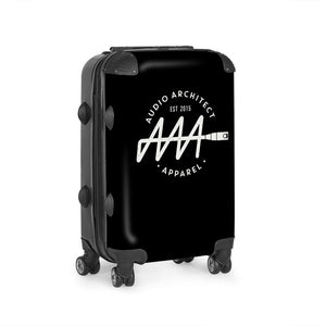 Executive Brandmark Lightweight Carry On Suitcase | Audio Architect Apparel