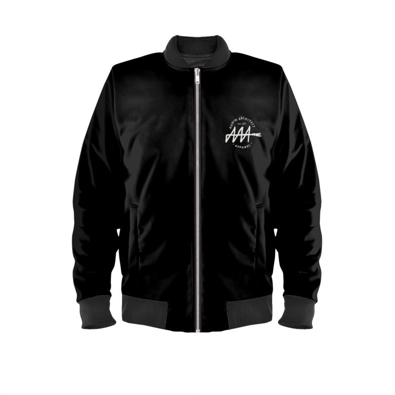 LIMITED EDITION: Mens Sunset 4050 Bomber Jacket | Audio Architect Apparel