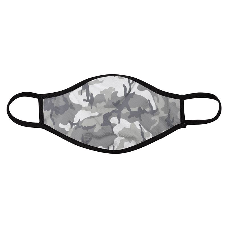 Reusable Washable Camo Facemask Collection (4 Pk) | Audio Architect Apparel