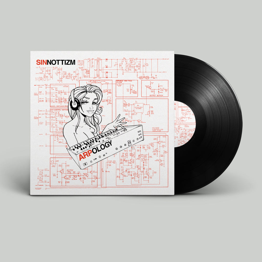 ARPOLOGY VINYL ALBUM | Audio Architect Apparel
