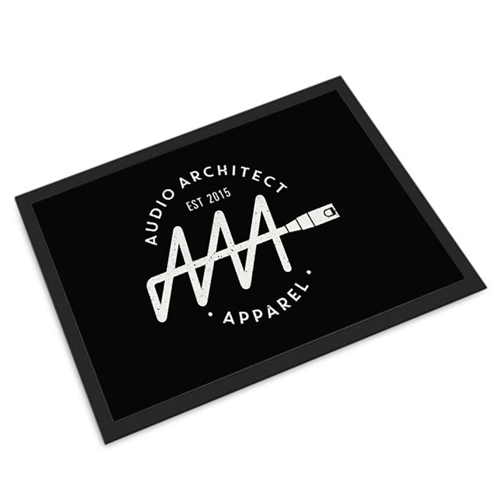Brandmark Doormat | Audio Architect Apparel