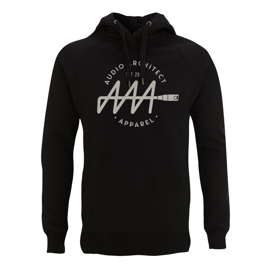 Brandmark Logo MKII Hoodie | Audio Architect Apparel