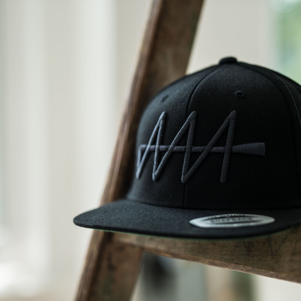 Signature Snapback Cap | Audio Architect Apparel