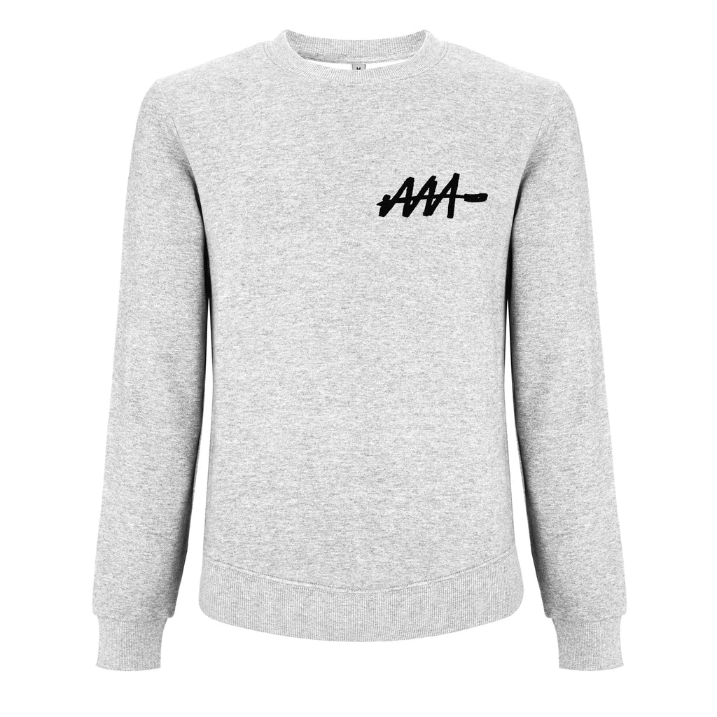 Graffiti Tag Classic Sweatshirt | Audio Architect Apparel