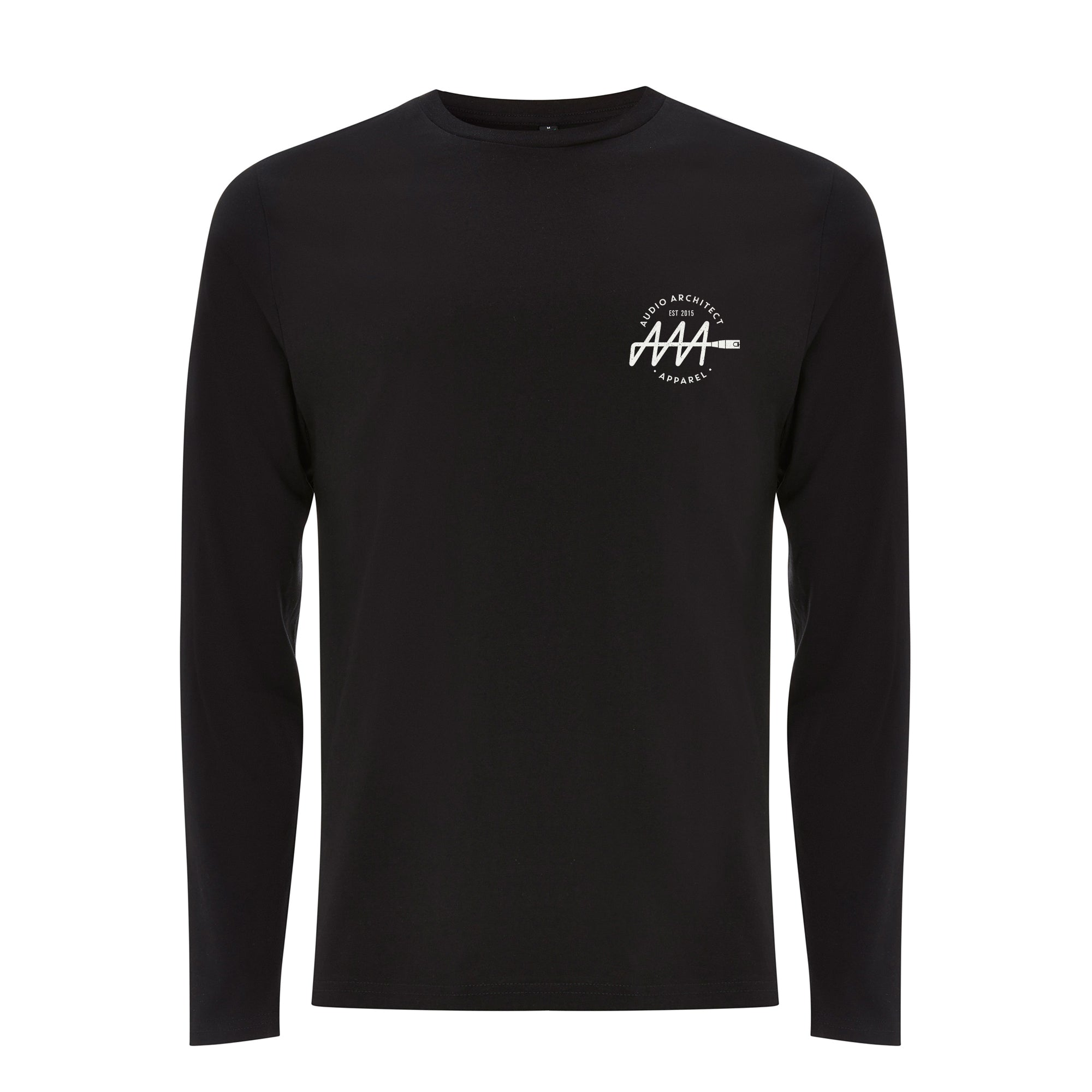Mens MixTape Rewind Long-Sleeve T-Shirt - Audio Architect Apparel