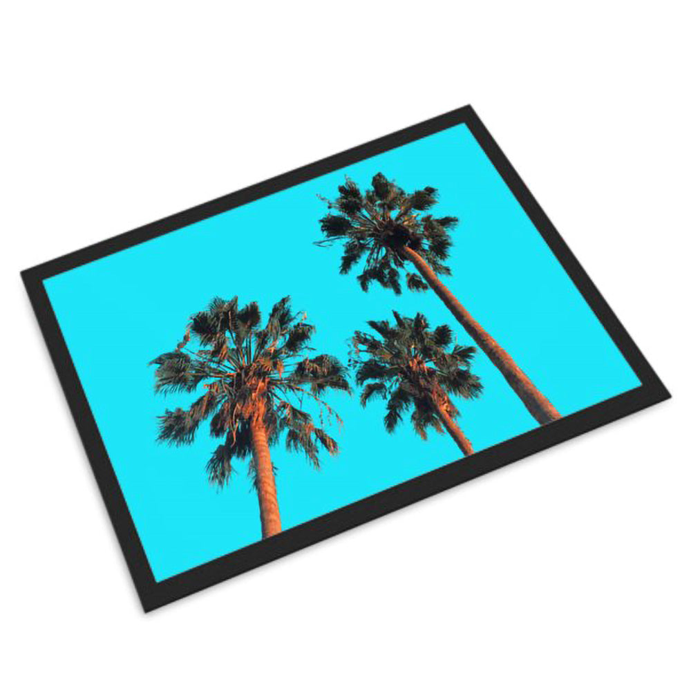Palm Tree Doormat | Audio Architect Apparel